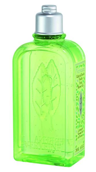 sabonete liquido refrescante corporal verbena ediA A o limitada web  - L'Occitane en Provence lança edição limitada da linha Verbena