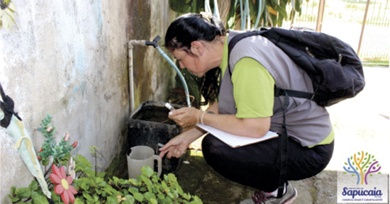 sapucaia do sul aedes - Sapucaia do Sul segue no combate ao mosquito Aedes aegypti