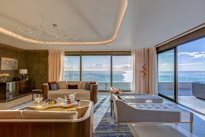 sbm hp diamond suite princesse grace 0006 © MONTE CARLO Société des Bains de Mer - Hotel em Mônaco lança suíte inspirada em Grace Kelly