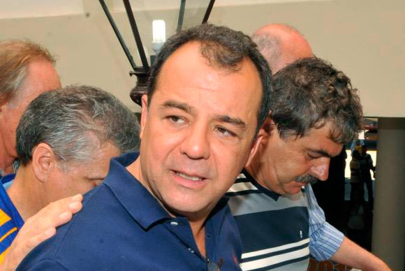 MP-RJ pede transferência de Cabral para Curitiba