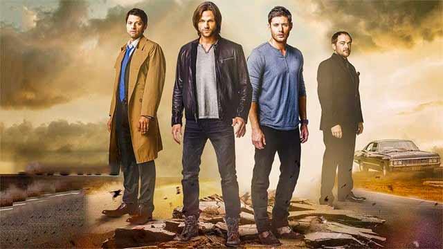 sobrenatural sbt - SBT exibe a 10ª temporada inédita de Sobrenatural