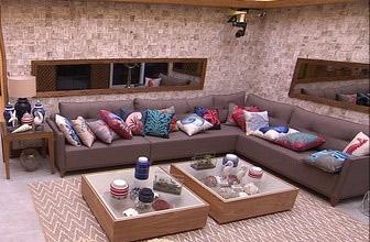 sofa bbb - Sofá da Ha.Fatto no Big Brother Brasil 18