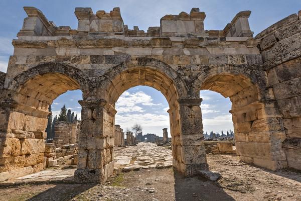 turquia arqueolA gico - Novos roteiros para a Turquia da Teresa Perez Tours