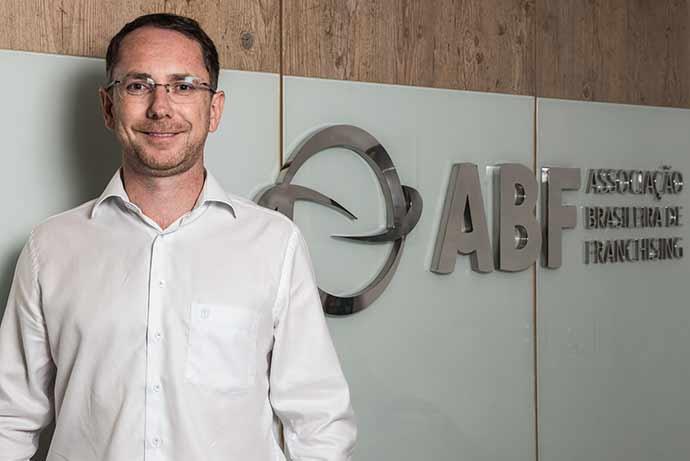 Antonio Carlos Diel Diretor ABF Regional Sul - Antonio Carlos Diel assume diretoria da ABF Sul