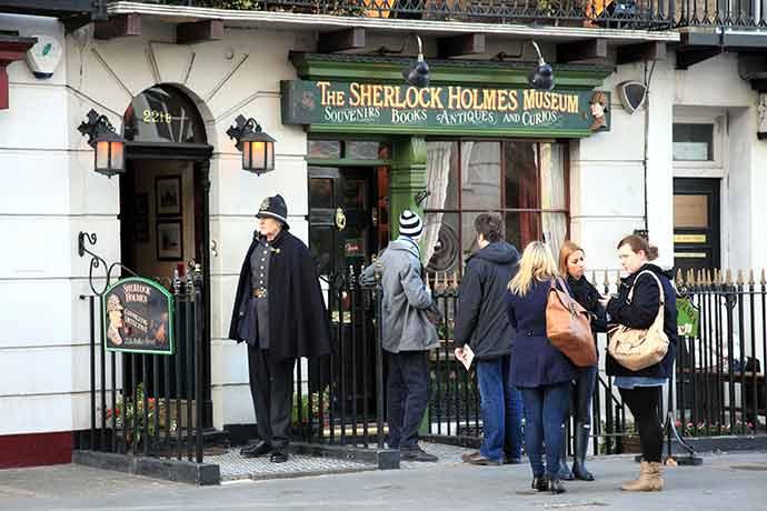 Baker Street - Inspire-se nestas séries para viajar