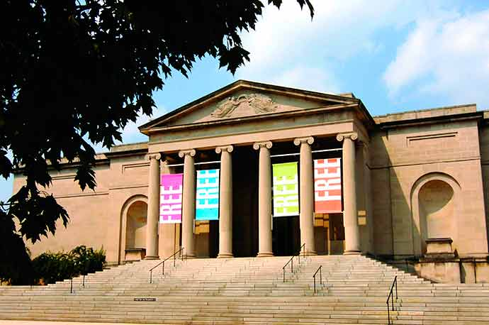 Baltimore Museum of Art - Inspire-se nestas séries para viajar