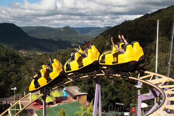 Canela alpen park - Alpen Park terá carnaval de rua para toda a família em Canela (RS)