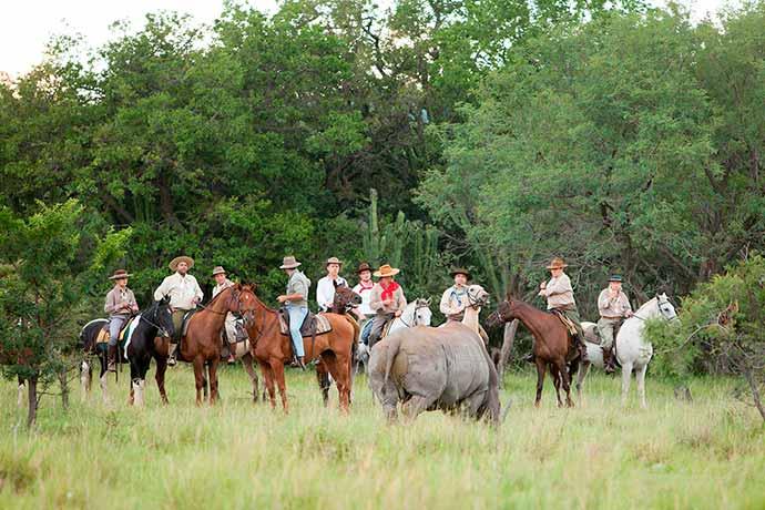 Cavaleiros da Paz África 2013  creditoeduardorocha - Cavaleiros da Paz promovem cavalgada na Austrália