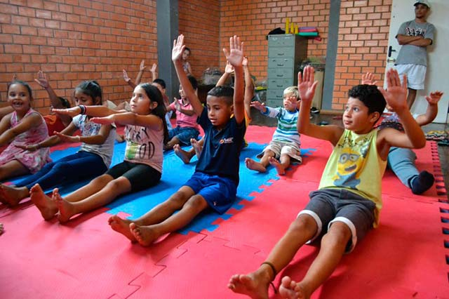 Colônia de Férias Caxias do Sul 1 - Colônia de Férias da Smel atende crianças e adolescentes da Enca