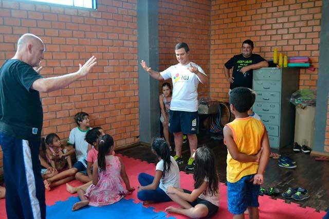 Colônia de Férias Caxias do Sul 4 - Colônia de Férias da Smel atende crianças e adolescentes da Enca