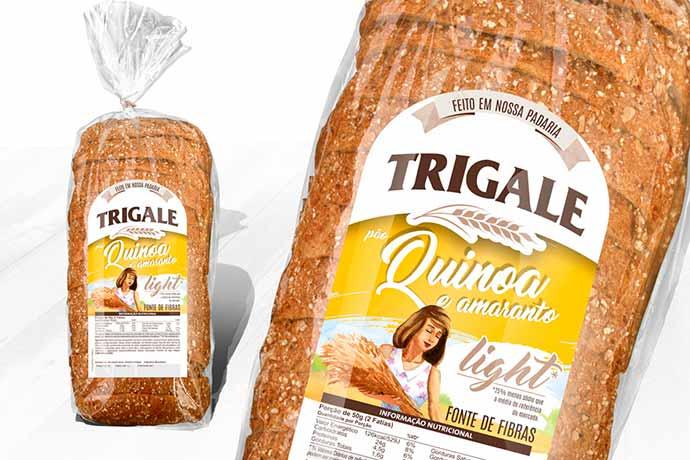 Emulzint lança Trigale Quinoa e Amaranto e renova identidade visual da linha - Emulzint lança Trigale Quinoa e Amaranto