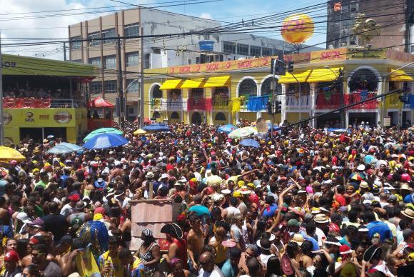 Galo da Madrugada está nas ruas do Recife - Galo da Madrugada está nas ruas do Recife
