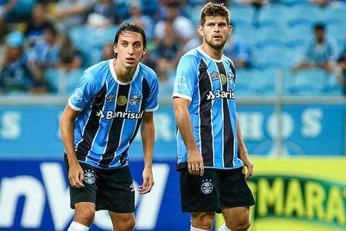 Grêmio é derrotado pelo Cruzeiro RS 3 - CRUZEIRO-RS DERROTA GRÊMIO EM PLENA ARENA