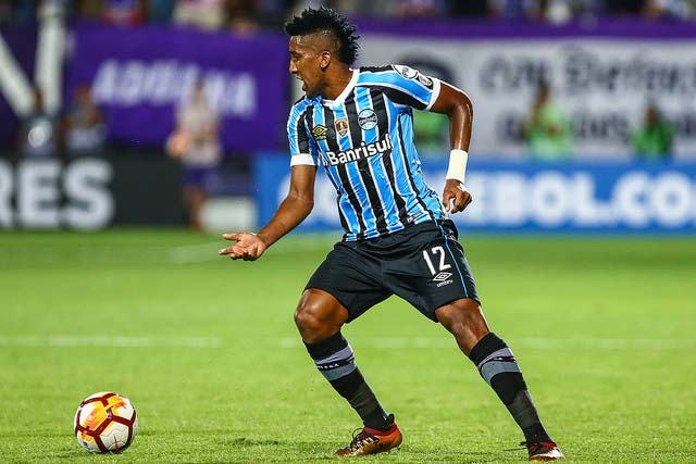 Grêmio estreia na Libertadores 2018 1 - Jogando em Montevidéu Grêmio estreia com empate na Libertadores