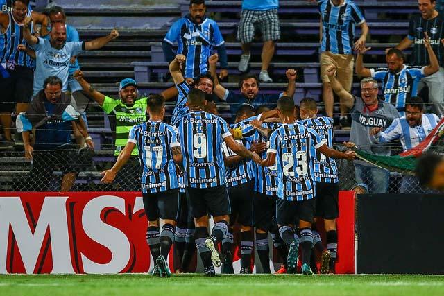 Grêmio estreia na Libertadores 2018 3 - Jogando em Montevidéu Grêmio estreia com empate na Libertadores