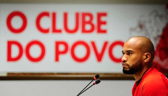 Inter apresenta Rodrigo Moledo 1 - Inter apresenta oficialmente o zagueiro Rodrigo Moledo