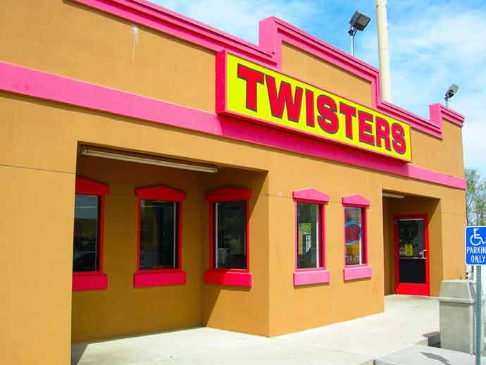Lanchonete Twisters - Inspire-se nestas séries para viajar