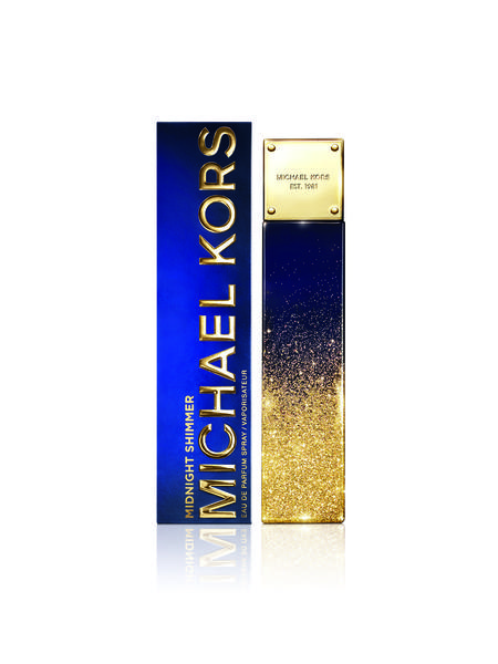 Michael Kors Midnight Shimmer1 - Nova fragrância Michael Kors Midnight Shimmer