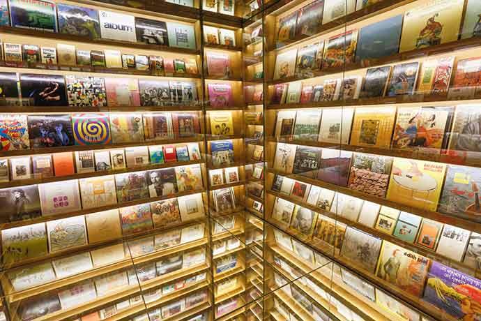 Museu da Imagem e do Som - Exposição Renato Russo no MIS