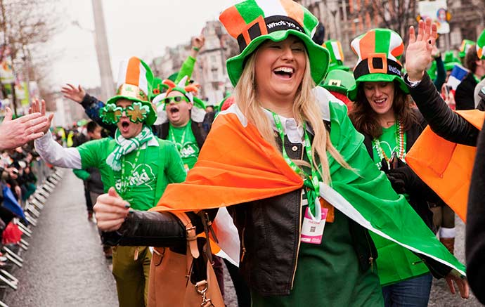 St Patricks Day 2 Credito Tourism Ireland   Failte Ireland - Conheça o Saint Patrick's Day, a maior festa da Irlanda