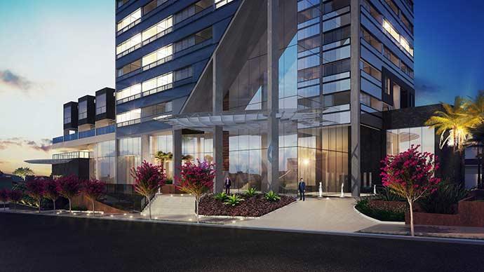 Vertigo Premium Studios - Campo Grande terá residencial com certificado internacional de sustentabilidade
