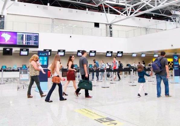 aeroportos - Movimento em aeroportos da Infraero deve crescer 4,7% no carnaval