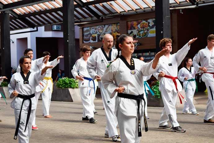 arte marcial - 14º Encontro de Fuscas e 11º Rally Jardim da Serra Gaúcha são atrações em Nova Petrópolis