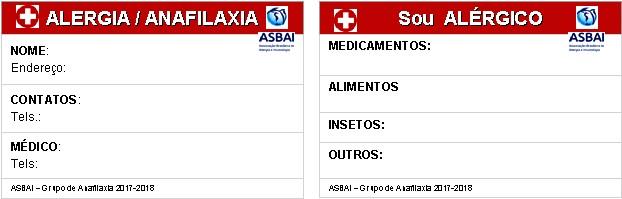 asbai cartao pf - Alergia ao látex: sintomas e tratamento