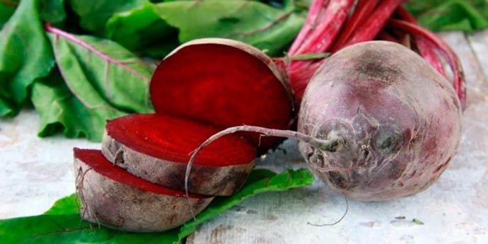 beterraba - Alimentos que previnem doenças vasculares