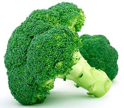 brocoli - Alimentos detox pós Carnaval
