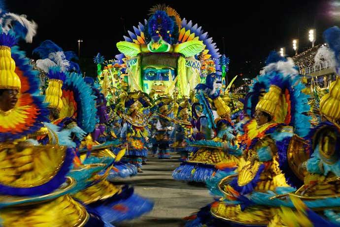 carnaval rio - Definido hoje qual a escola vencedora do carnaval do Rio