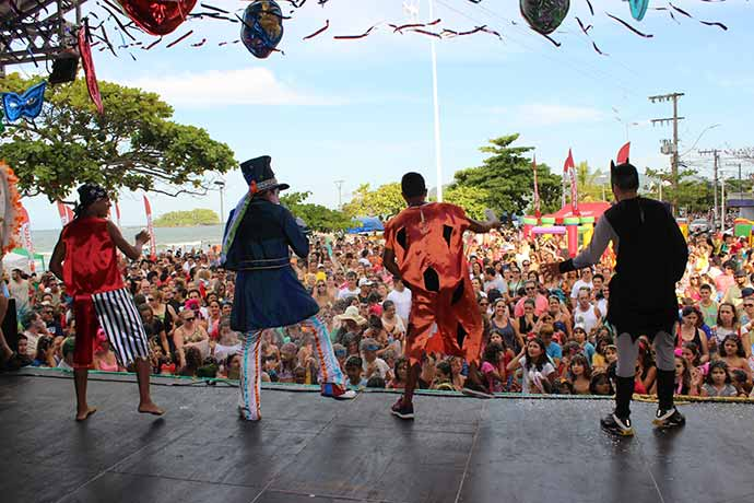 carnaval sc - Mesmo com previsão de tempestade, Carnaval está mantido em Santa Catarina