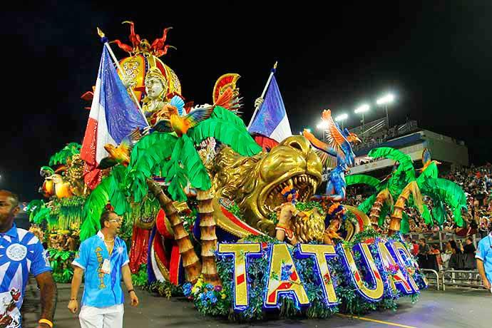 carnaval sp 2018 academicos do tatuape 09fev 31 - Definido hoje qual a escola vencedora do carnaval do Rio