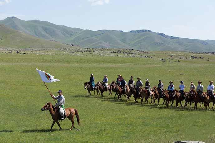 cavaleirosdapaz mongolia2 creditoeduardorocha - Cavaleiros da Paz promovem cavalgada na Austrália