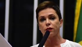 deputada cristiane brasil - PTB mantém indicação de Cristiane Brasil para ministério