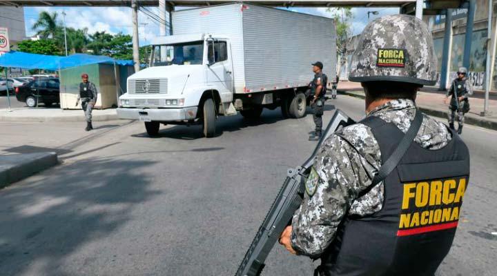 Força-tarefa no Ceará vai focar no combate ao crime organizado