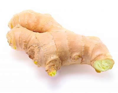 gengibre - Alimentos que previnem doenças vasculares