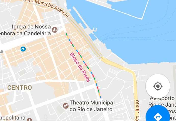 google blocos rua - As novidades do Google para o Carnaval