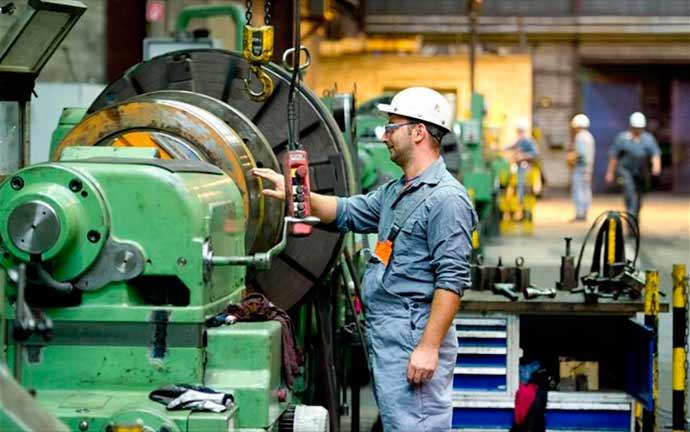 industria - Mais da metade da indústria do país precisa dar um salto tecnológico