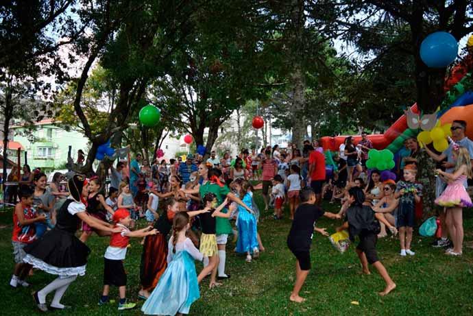 nova petropolis - Atrações do Verão no Jardim da Serra Gaúcha em Nova Petrópolis