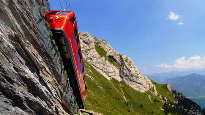 suiça - Turismo em Lucerna, Suíça