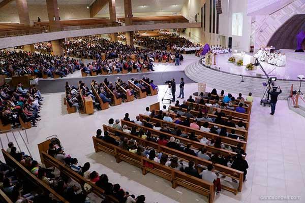 Acampamento Semana Santa 2 - Acampamento de Semana Santa Canção Nova inicia nesta quarta (28)