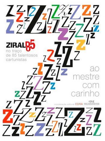 Ao Mestre com Carinho 349x468 - Cartunistas homenageiam Ziraldo em livro