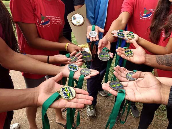 Canoagem São Leopoldo RS  - São Leopoldo fica em primeiro no Brasileiro de Canoagem Maratona