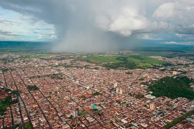 Churavrada - Rios Voadores e Floresta Amazônica influenciam nas chuvas de boa parte do território nacional