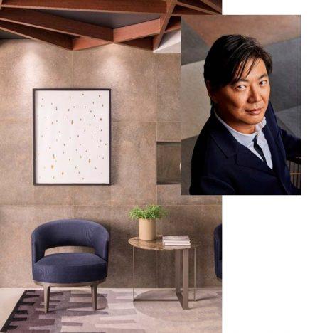 Coleção AGA Alex Hanazaki e Eliane Revestimentos 436x468 - Revestimentos assinados que são destaque no décor
