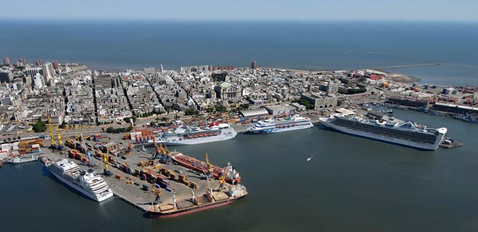 Cruceros II 2 Credito Kromostock - Novos cruzeiros chegam ao Uruguai