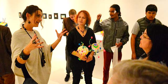 Exposição show e sessão de autógrafos no Centro de Cultura Ordovás 1 - Exposição, show e sessão de autógrafos no Centro de Cultura Ordovás