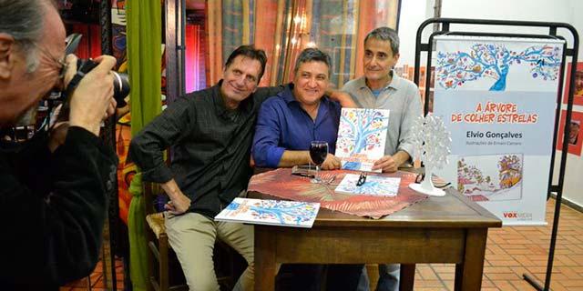 Exposição show e sessão de autógrafos no Centro de Cultura Ordovás 4 - Exposição, show e sessão de autógrafos no Centro de Cultura Ordovás