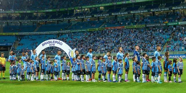 Grêmio empata sem gols pelo brasileirão 2018 3 - Grêmio empata sem gols na segunda rodada do Brasileirão